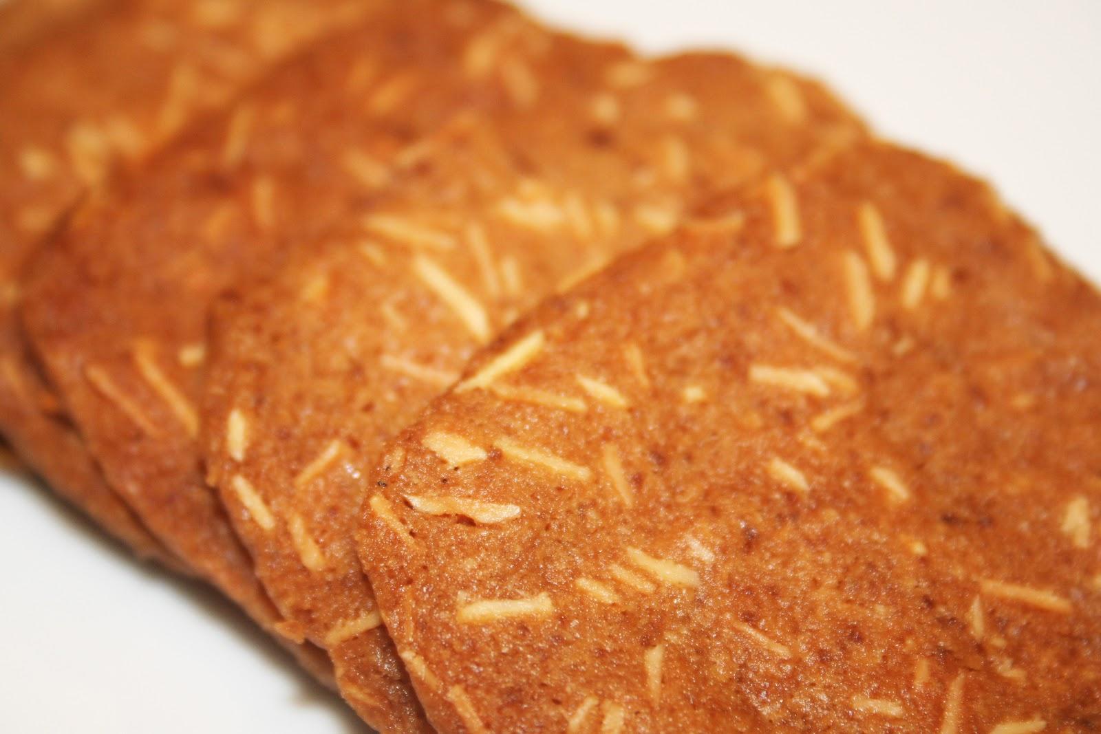 Recette gateau biscuit amande