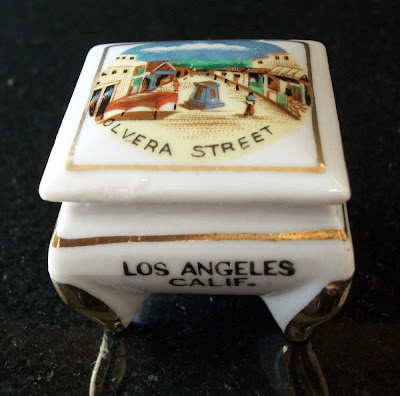 Los Angeles Trinket Box