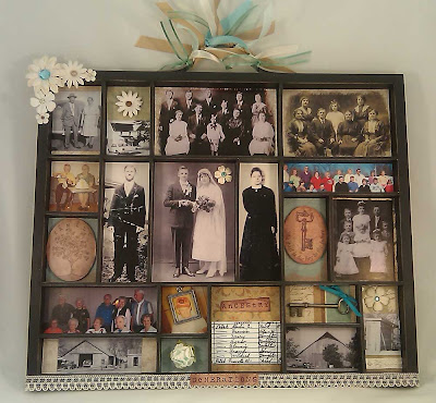 Whole photo tray