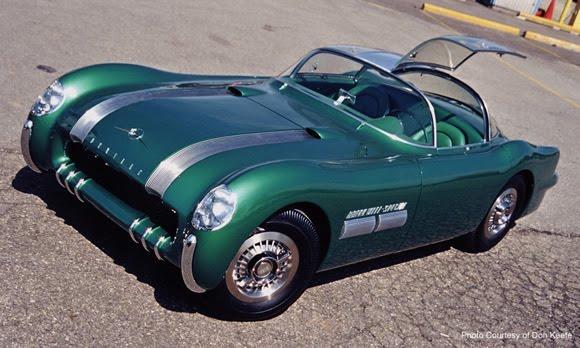 1954 Pontiac Bonneville