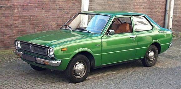 1976 Toyota Corolla Coupe