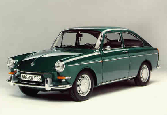 1972 VW Fastback | Retro Rides