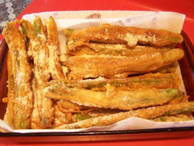 Recipes for deep fried asparagus