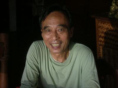 Toi in Vang Vieng Laos