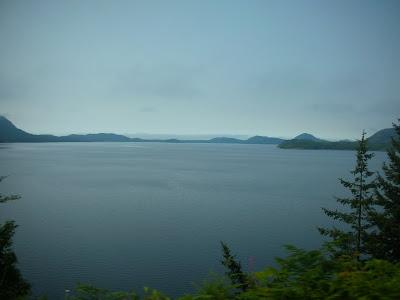 Lake Kennedy, B.C. Canada