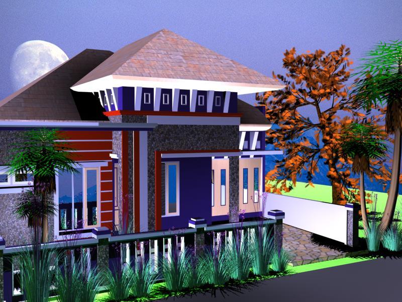 ulul arsitek rumah minimalis 1lantai