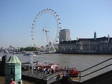 Ultimo fim de semana em Londres