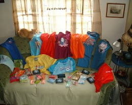 Geschenke! Christmas Gifts 2007