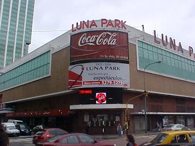 luna park argentina