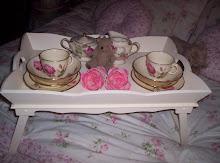 ANYONE FOR TEA...