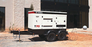 Industrial and Mobile Diesel Generators by Powko