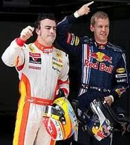 Alonso en GP China