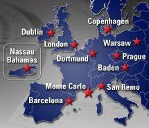 Mapa EPT