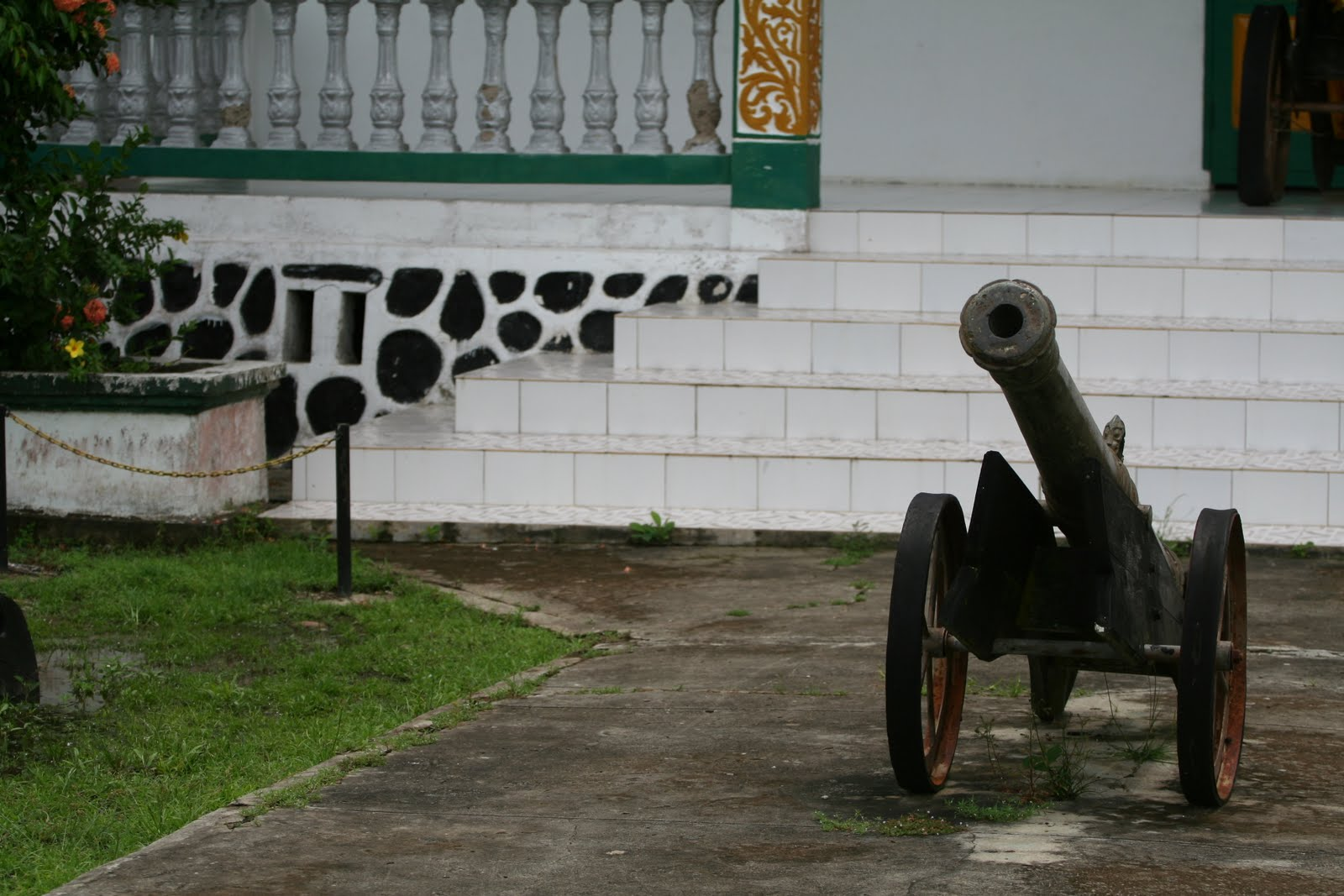 meriam kerajaan kutai