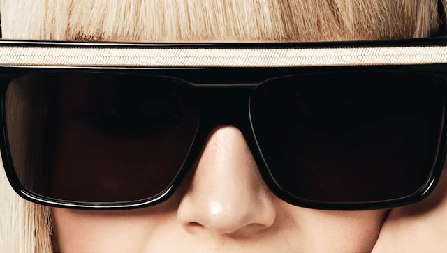 Kurt Geiger 2010 sunglasses - Rihanna