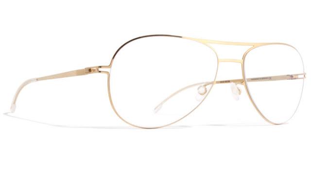 Mykita Lite: Oda glasses - truly lightweight