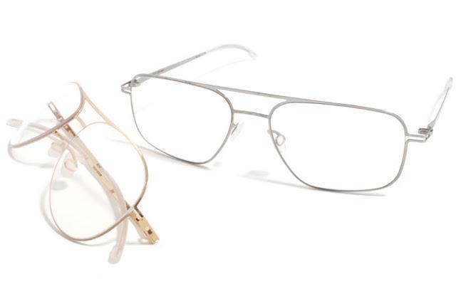 Mykita Lite: Oda and Ulf glasses - truly lightweight
