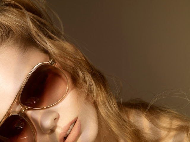 Victoria Beckham sunglasses v-521. In partnership with Cutler and Gross