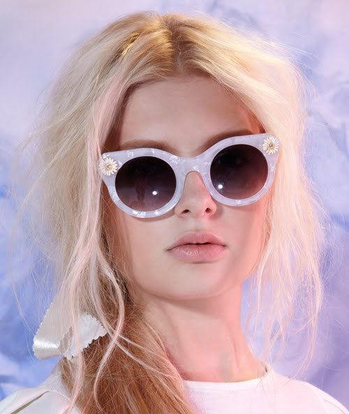 Sretsis Pearl White Asphixy sunglasses 2010