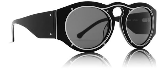 Alexandra Cassaniti x RAEN - limited edition Myopia sunglasses for spring 2011