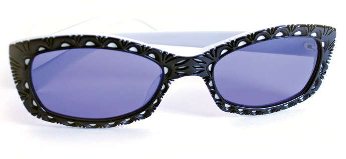 Ogi's Seraphin collection - new takes on old classics: France glasses