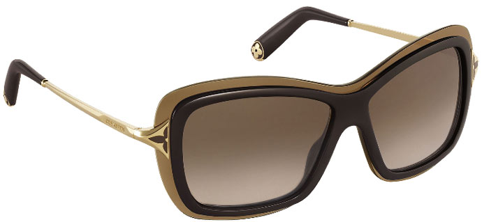 Poppy sunglasses from Louis Vuitton Resort 2011 collection