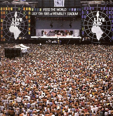 Sultans Of Swing Live Aid 1985
