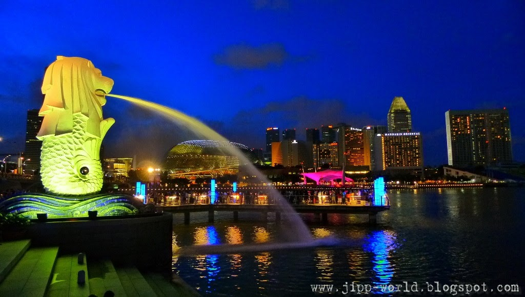 Jipp S Blog Singapore The Lion City