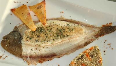 Recetas de lenguado,recetas de pescado,receta de lenguado en salsa verde,recetas para adelgazar,dietas para adelgazar