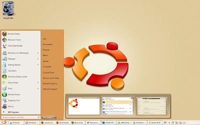 windows 7 ubuntu