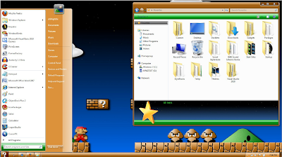temas mario bros windows 7