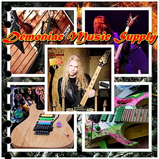 Demoniac Music Supply