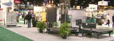 Wulftec Booth at Promat 2009