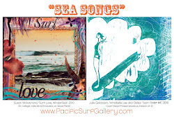 """SEA SONGS"" new work by Susan Wickstrand & Julie Goldstein"