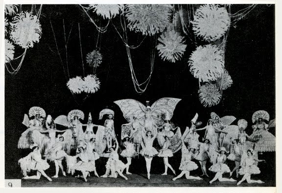 Creations of the Mashing Machine - Ziegfeld Follies