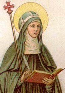 ST. BRIDGET OF SWEDEN (1303-1373)