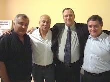 "C. Leberattore,""Momo"" Venegas, Dalla Fontana y A. Cejas"