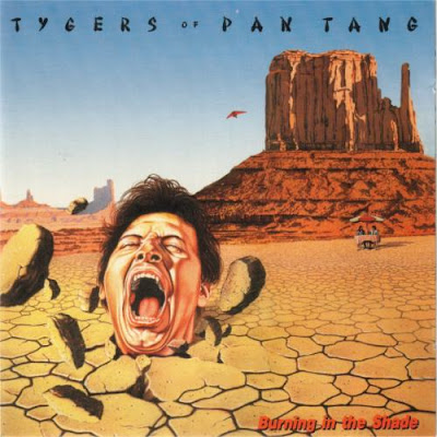 TYGERS OF PAN TANG. Tygers+of+Pan+Tang+-+Burning+In+The+Shade