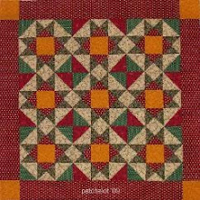 2009 Christmas Quilt for Patchalot Patterns