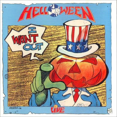 Helloween - I Want Out: Live