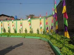 Taman nan hijau