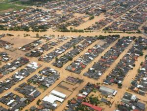Problemas das chuvas no Brasil