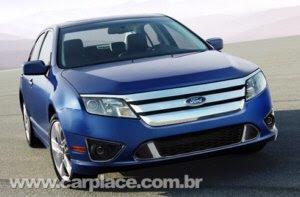 Fotos do novo Ford fusion 2010