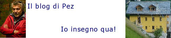 Il blog di Roberto Pezzin