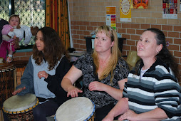Cranebrook Rhythm and Drumming
