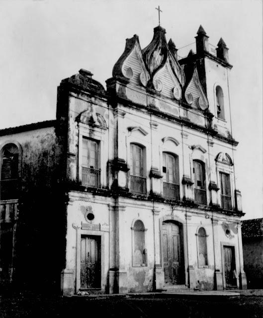 Igreja do Desterro antiga