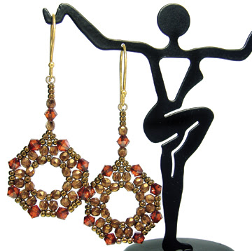 Easy Beaded Earring Designs - Welcome to About.com: Beadwork