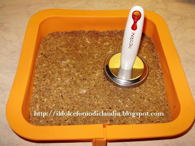 Il dolce forno di claudia cheese cake con confettura di pere - Dolce forno gioco ...
