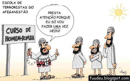 Escola de terrorista