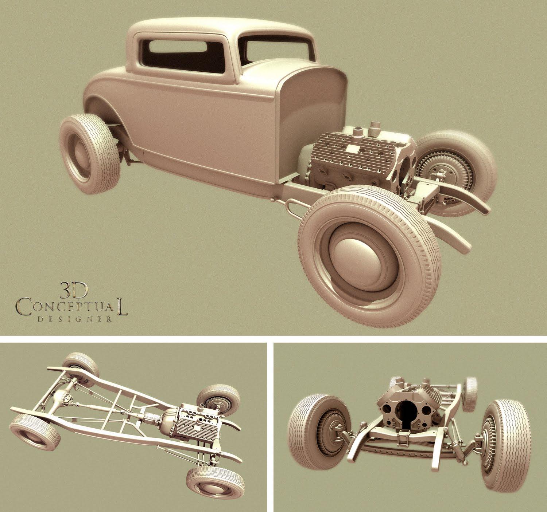 3DconceptualdesignerBlog: November 2011
